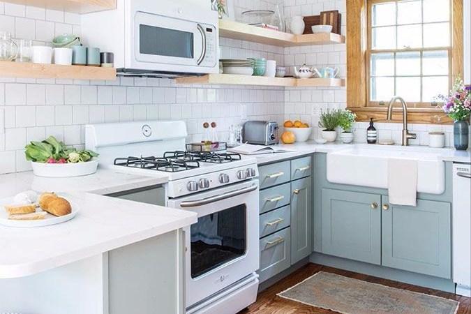 √ 100 Desain Dapur Minimalis Mudah Sederhana Modern Terbaru 2018