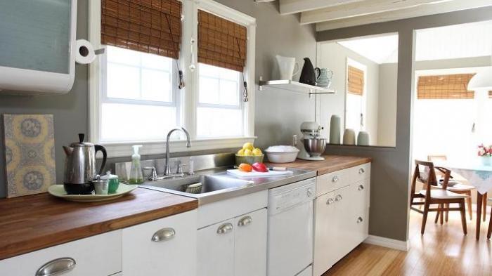 100 Desain Dapur Minimalis Mudah Sederhana Modern